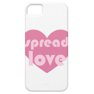 Spread Love (general) Case For The iPhone 5