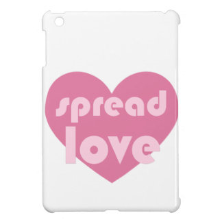 Spread Love (general) iPad Mini Cover