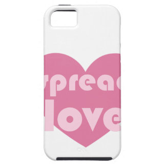 Spread Love (general) iPhone 5 Cases