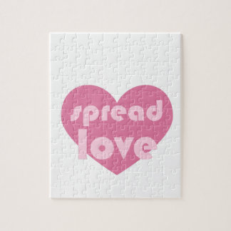 Spread Love (general) Jigsaw Puzzle