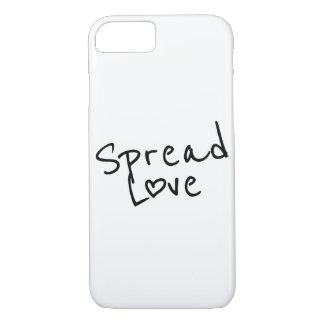 Spread Love iPhone 7 Case