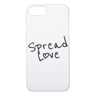 Spread Love iPhone 8/7 Case