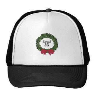 Spread The Joy Mesh Hat