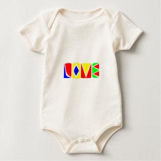 Spread The LOVE Baby Bodysuit