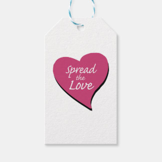 Spread The Love Gift Tags