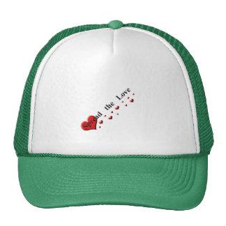 Spread the Love Green Events Cap