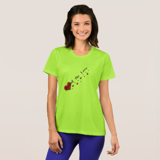 Spread the Love Green Events T-Shirt