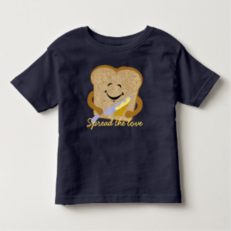 Spread the Love Toddler T-Shirt