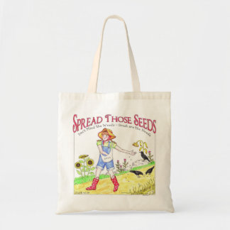 Spread those Seeds Tote