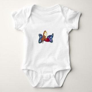 spread your wings baby bodysuit