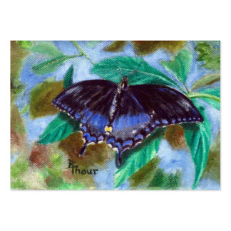 Spread Your Wings Butterfly Art Card Business Cards