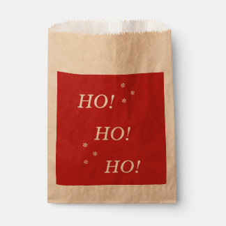 """Spreading a Little Cheer"" Favour Bags"