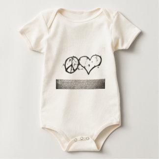 Spreading the Love Baby Bodysuit