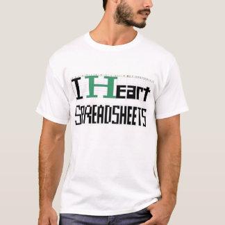 spreadsheets2 T-Shirt