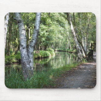 Spreewald Canal Mouse Pad
