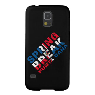 Sprin Break Punta Cana Dominican Republic Cases For Galaxy S5