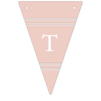 Spring 2017 Designer Colors Pale Pink Dogwood Bunting