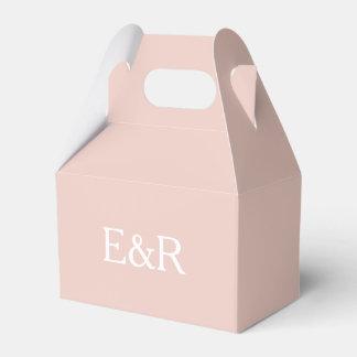 Spring 2017 Designer Colors Pale Pink Dogwood Favour Box