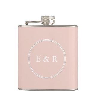 Spring 2017 Designer Colors Pale Pink Dogwood Hip Flask