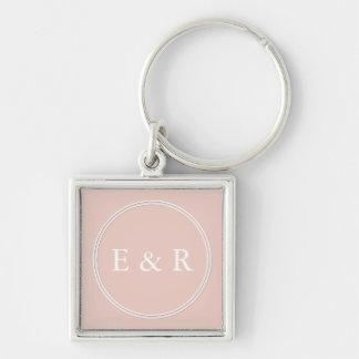 Spring 2017 Designer Colors Pale Pink Dogwood Key Ring