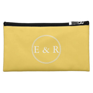Spring 2017 Designer Colors Primrose Yellow Cosmetic Bag