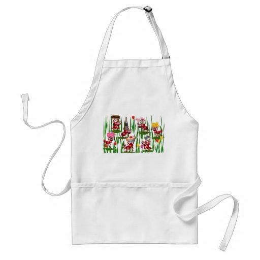 spring ants apron