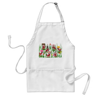 spring ants standard apron