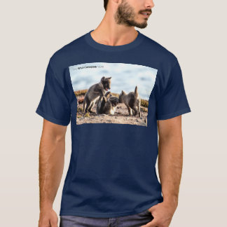 Spring - Arctic Fox T-Shirt