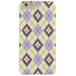 Spring Argyle Barely There iPhone 6 Plus Case