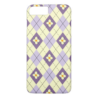 Spring Argyle iPhone 7 Plus Case