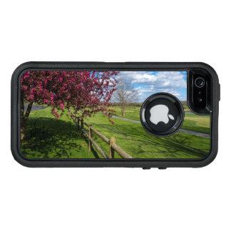 Spring At Rivercut OtterBox iPhone 5/5s/SE Case