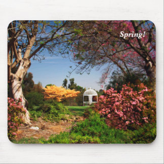 Spring at the Botanic Garden Mousepad