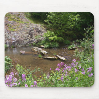 Spring at the Creek mouse pad