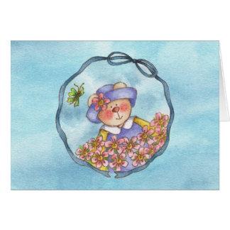 Spring Bear - Card