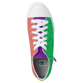 Spring Bling Low Tops