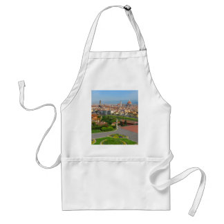 Spring blooms in Florence Standard Apron