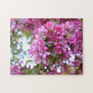 Spring blossom jigsaw puzzle