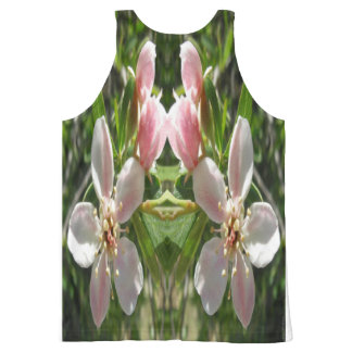 Spring Blossom -Orig. All-Over Print Singlet
