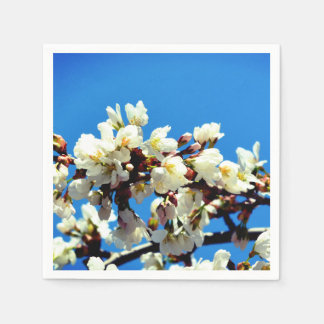 Spring Blossom Paper Napkin