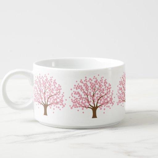 Spring Blossom Tree Chili Bowl