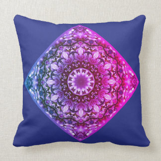 Spring blossoms 2.5.5.3.F2, Nature Mandala Cushion