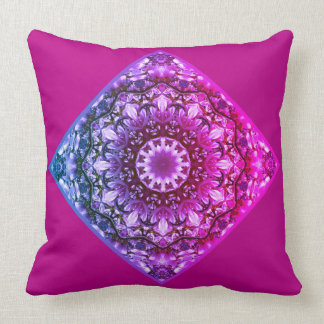 Spring blossoms 2.5.5.3.F4, Nature Mandala Cushion