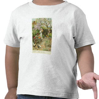 Spring Blossoms, from the Pears Annual, 1902 T Shirts