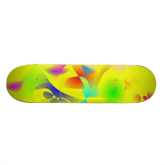 Spring Blossoms Skateboard