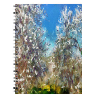Spring Blosssom Notebooks