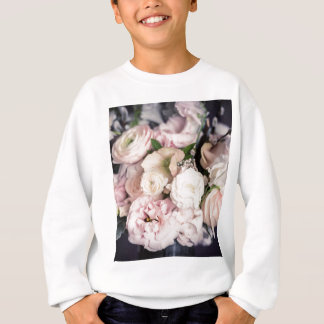 Spring Bouquet in Pastel Sweatshirt