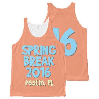 Spring Break `16   Destin, FL Tank
