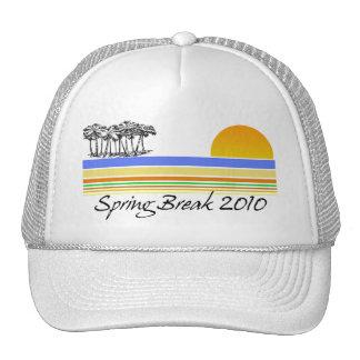 Spring Break 2010 Trucker Hats