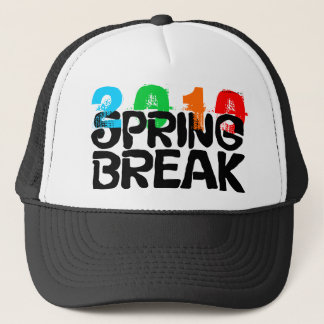 Spring Break 2010 Hat