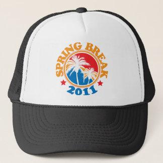 Spring Break 2011 Trucker Hat